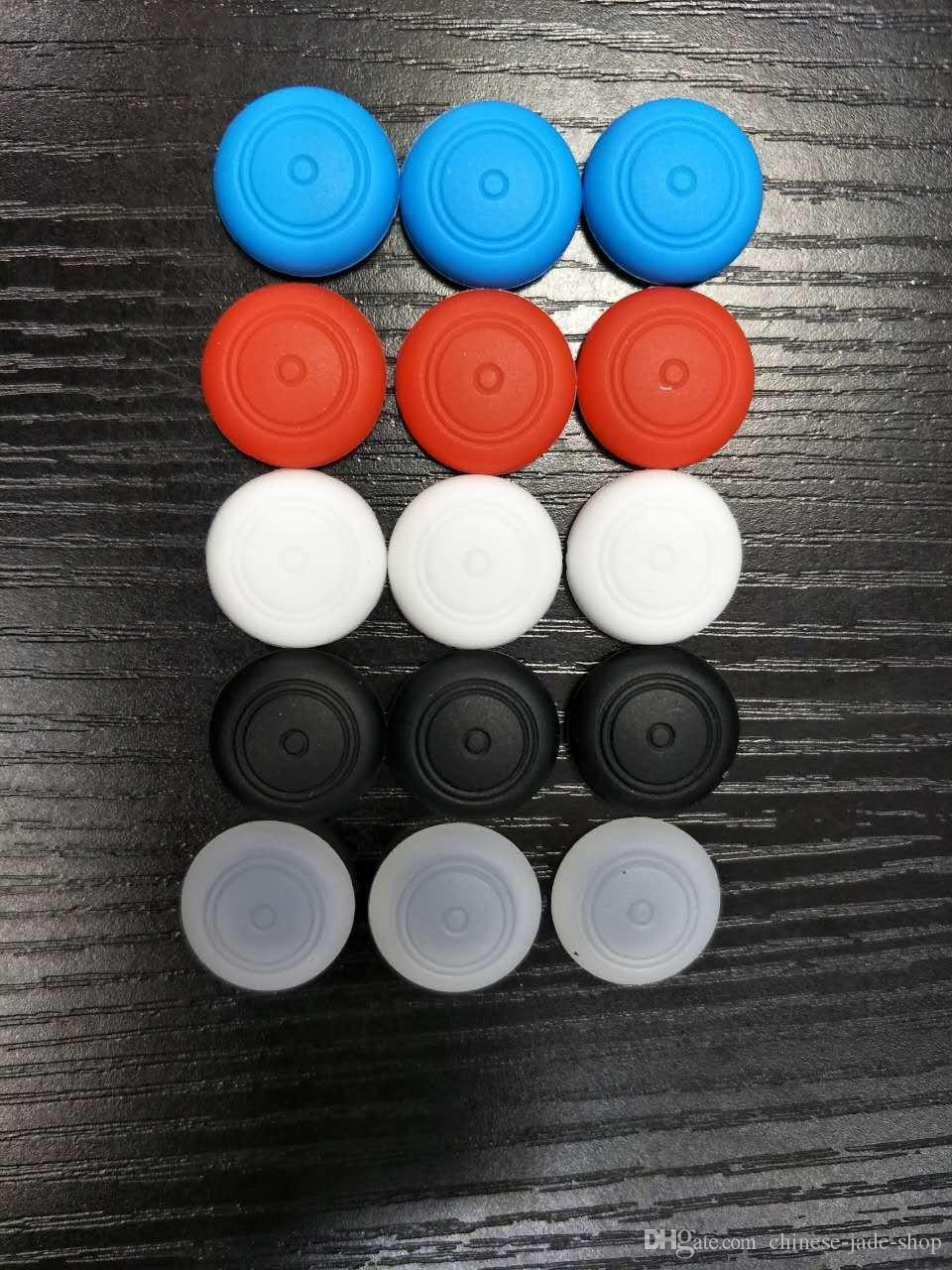 Gomma Silicone Joystick Cap Thumb Stick Joystick Grip Grip Caps Nintendo Switch NS NX Controller /