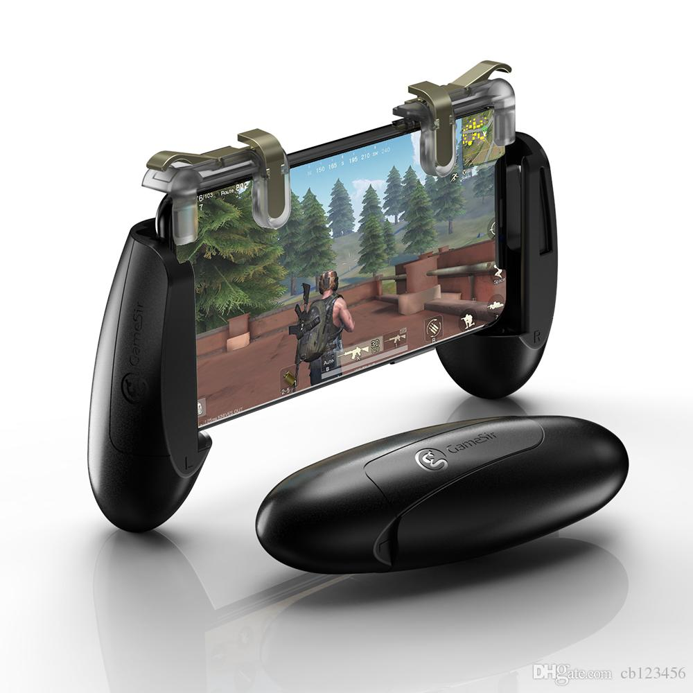 best pubg mobile controller android