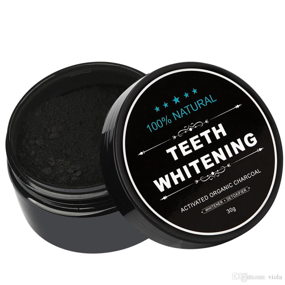 2018 Teeth Whitening Nature Bamboo Activated Charcoal Smile Powder Tooth Yellow Stain Bamboo Toothbrush Toothpaste Oral Care