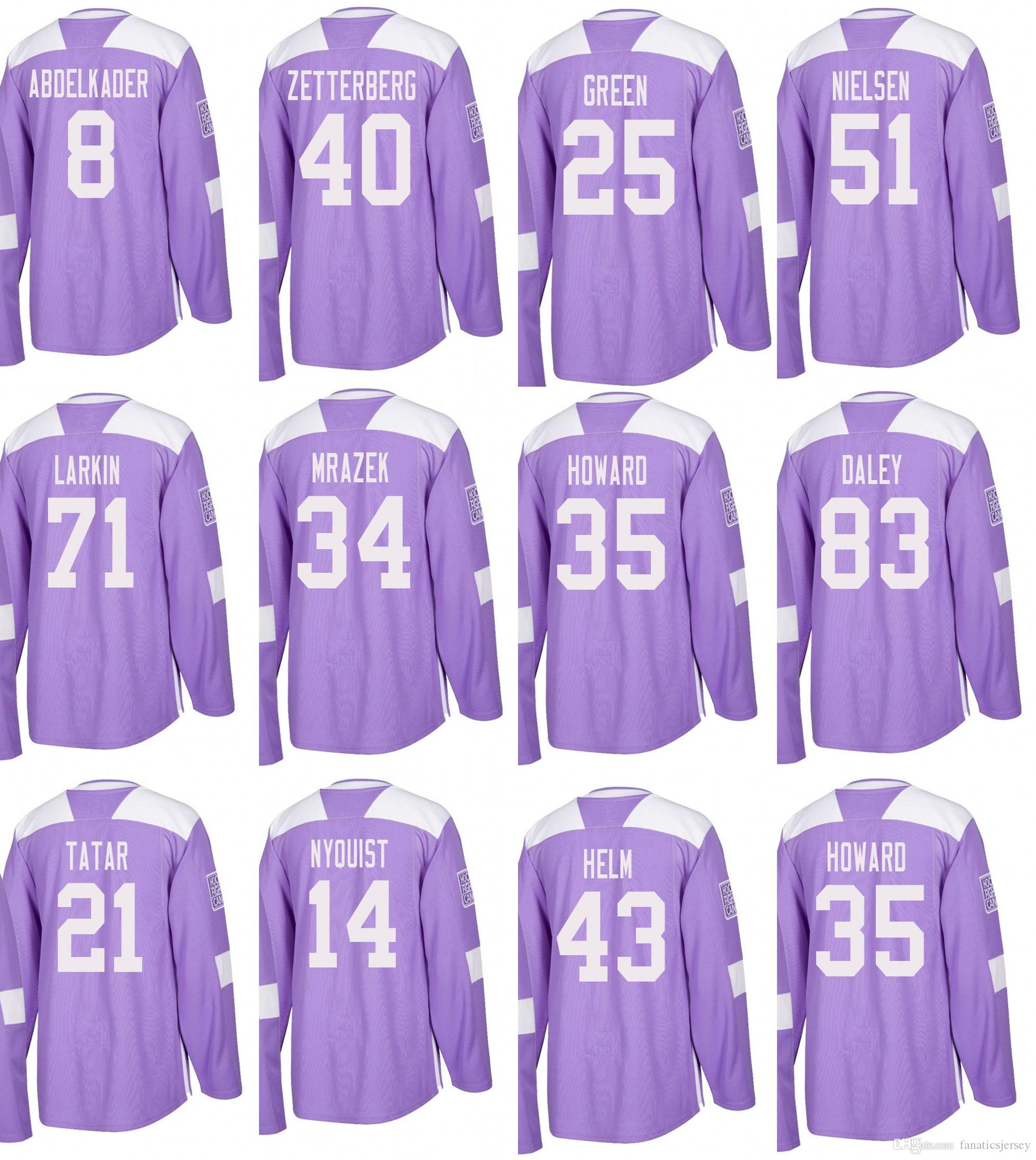 reputable site 1c5e1 d144b italy detroit red wings purple jersey 1cca0 2f9e6