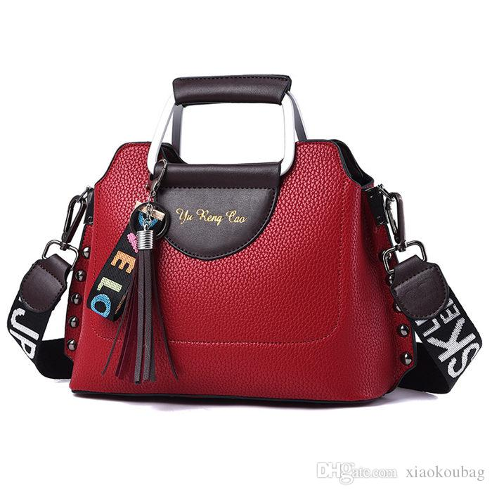 Fashion Designer Handbags Women Leather Shoulder Bag For Women Casual  Crossbody Messenger Purse Ladies 2080 Bags Store Handbags Brands Hobo  Handbags From ... 131719dbfa