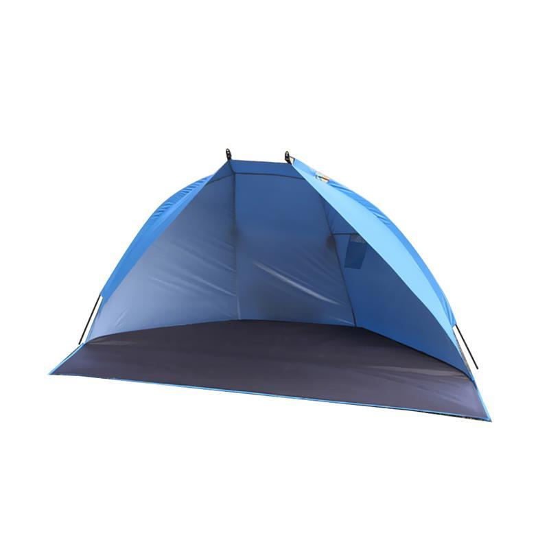 Runacc Beach Tent Portable Sun Shade Anti Uv Outdoor Shelter For Beach,  Travel, Camping And Fishing Blue Tent Hire Great Outdoors Tents From  Capsicum, ...