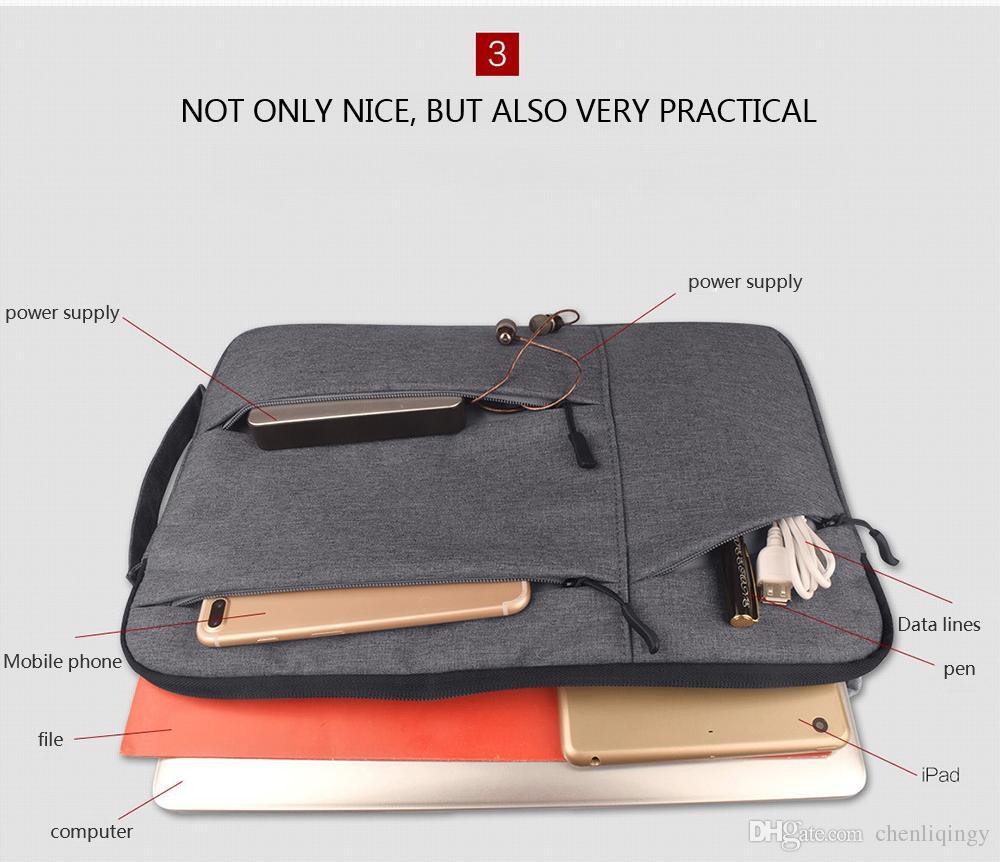 Custodia Ipad notebook Custodia notebook 11 12 13 14 15 Cover morbida da 15.6 pollici Retina Pro 13.3