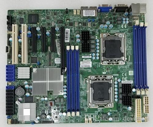For Supermicro X8DTL-6F Dual Server Motherboard LGA1366 Intel 5500