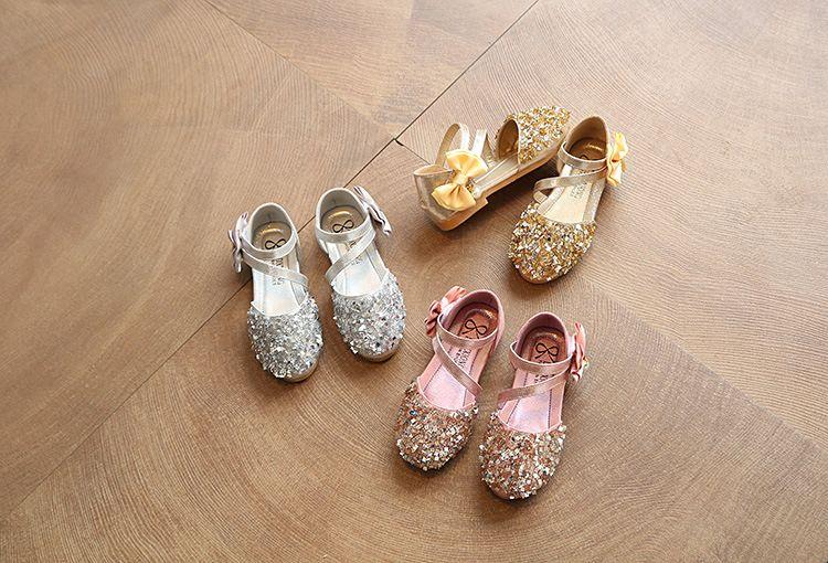 Glitter Suave Compre Princesa Niñas Niños 2018 Sandalias 6AAqw1g7