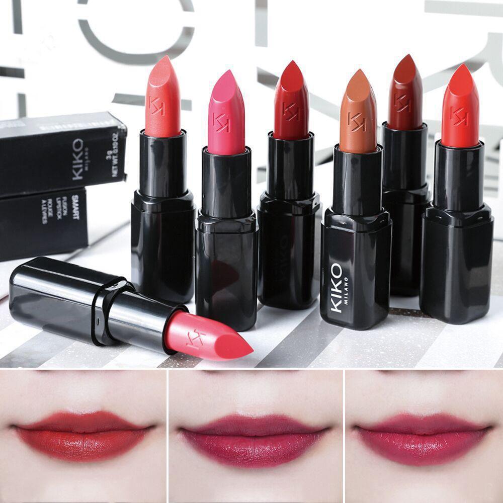 kiko smart fusion lipstick matte rouge a levres 3g dhl new. Black Bedroom Furniture Sets. Home Design Ideas