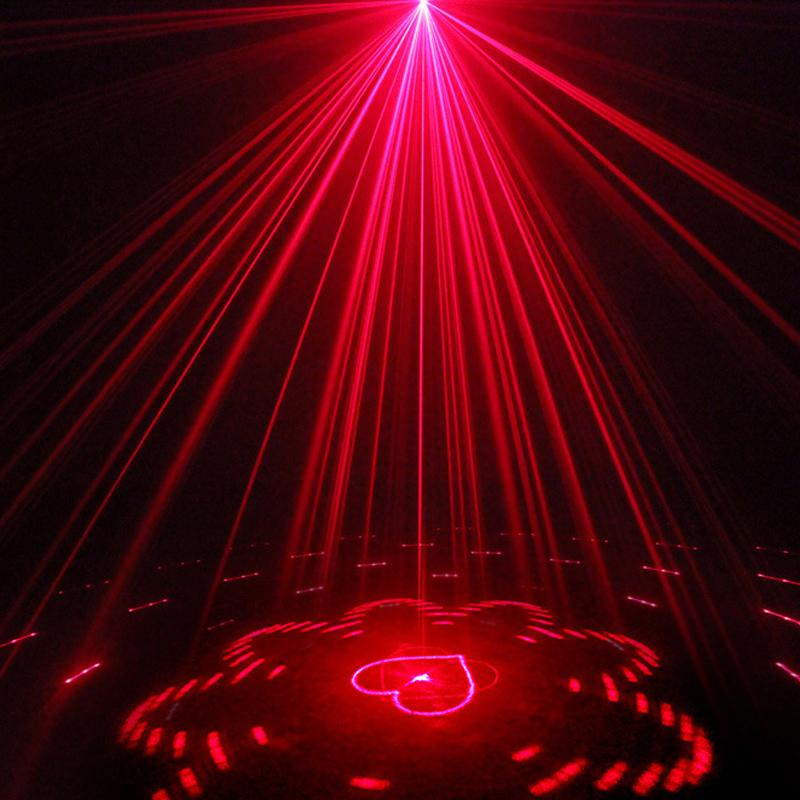 Mini Led RG Home Stage Lighting Effect 40 Patterns Star Laser Projector With Remote lumiere Disco Lights Dj Party Stage Light