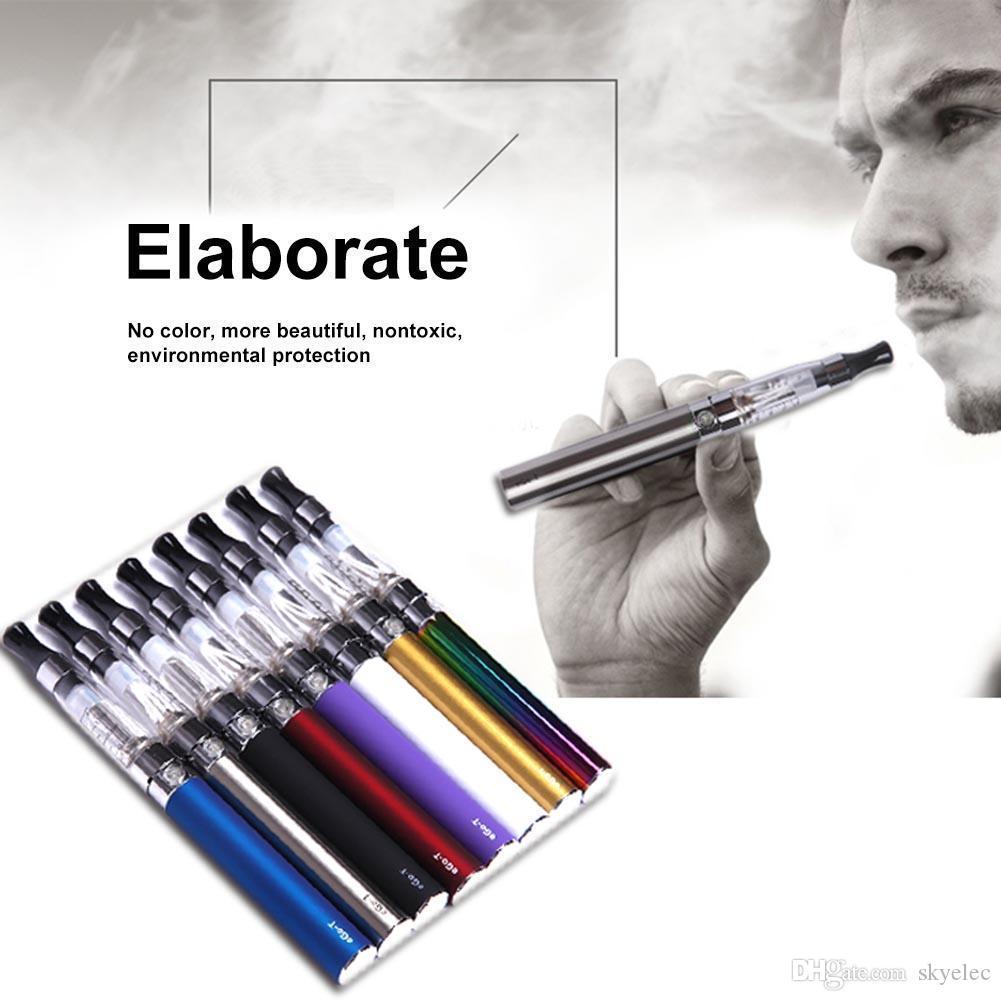 Set di sigarette elettroniche Big Smoke Quit Smoking Cigarette Electronic Vape Strumenti elettronici di terza generazione