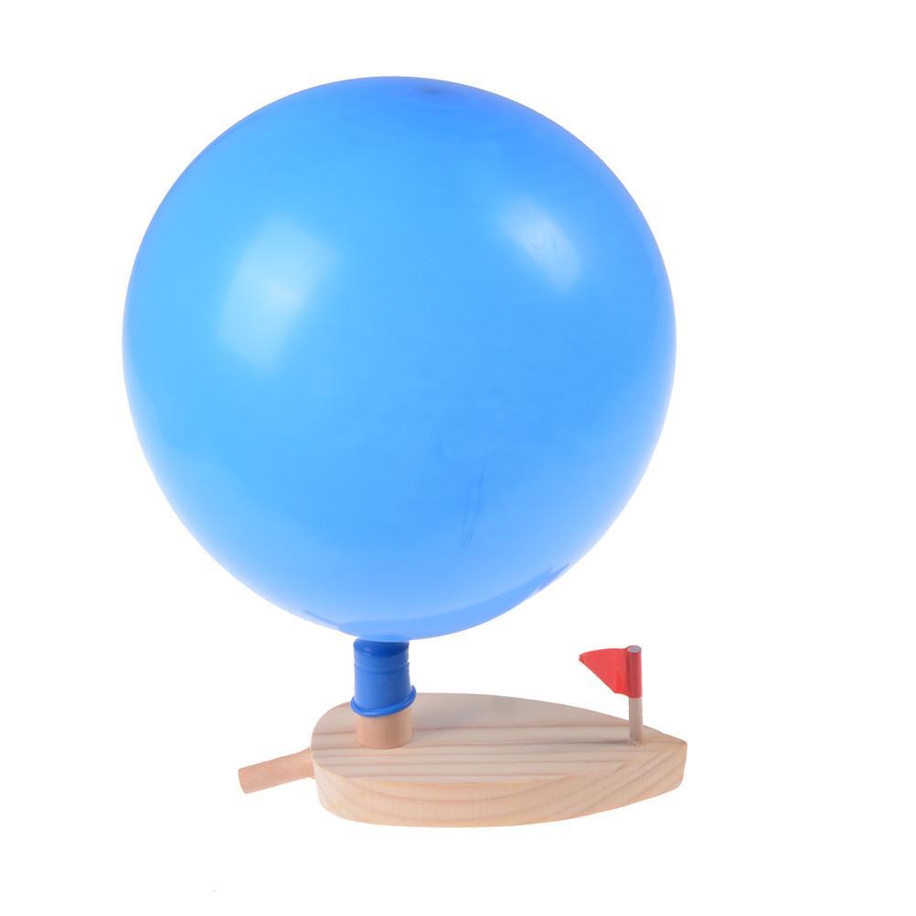 2018 Mypanda Baby Bath Toys Balloon Power Boat Toys In The Bathroom ...