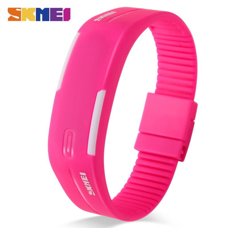 6aae744a6b6 SKMEI Sports Watches Women Running Digital Watch Silicone Band Time Date  Girls Ladies Wristwatches Relogio Feminino 1099 Buy Watch Online Buy Watch  From ...