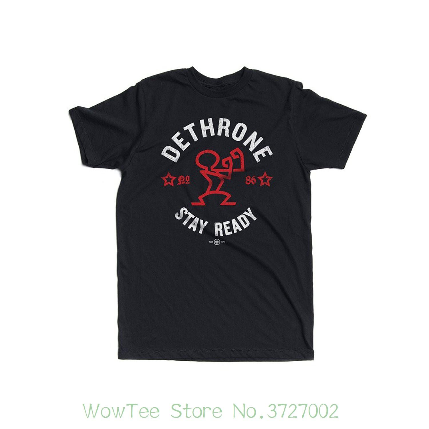 Men's Clothing 2019 Fashion Conor Mcgregor Dublin Walk Out T Shirt Men Brand Quality Cotton Short Sleeve Man T-shirt Top Keep You Fit All The Time