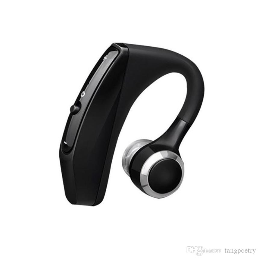 V12 Business Bluetooth Headset Drahtlose Freisprecheinrichtung Büro Bluetooth Kopfhörer Kopfhörer mit Mikrofon Sprachsteuerung Noise Cancelling 1 STÜCK