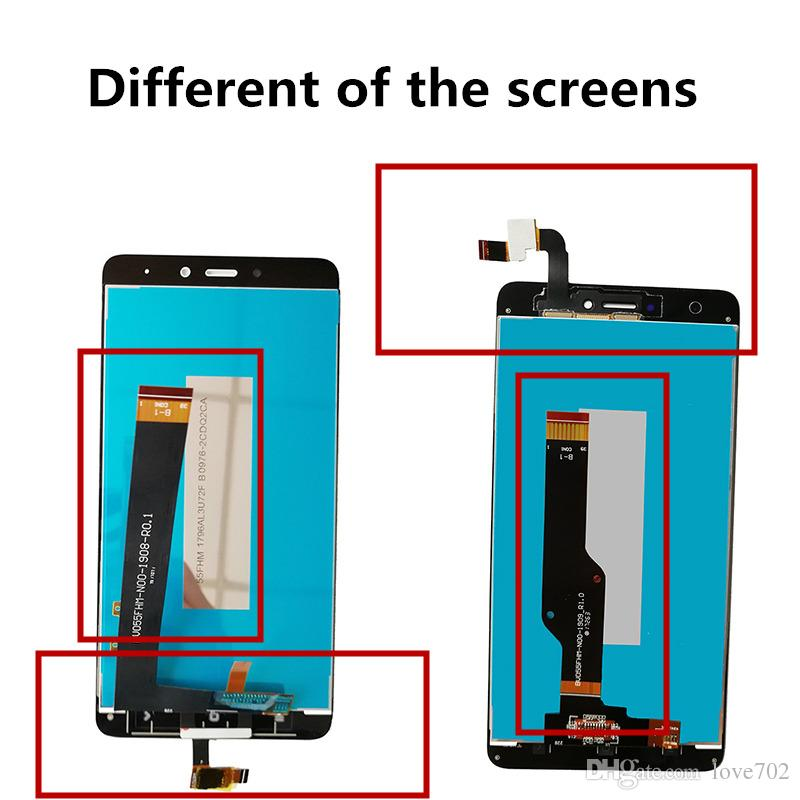 Para Xiaomi Redmi Note 4 Pantalla LCD + Montaje digitalizador de reemplazo de pantalla táctil para Xiaomi Redmi Note4 Note 4 Teléfono Reemplazar LCD