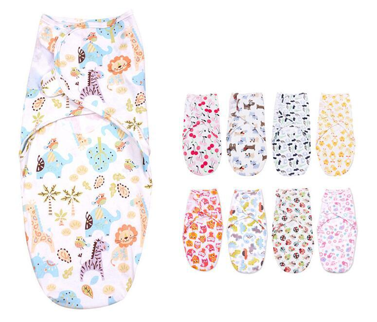 40 New Patterns Cotton Sleepsack Swaddle Blanket Infant Baby Sleep Impressive Sleep Sack Pattern