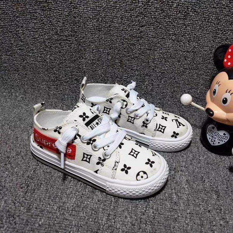 4e9b69ce1ecf 2018off Joint Children s Canvas Shoes Boys And Girls Coach ...