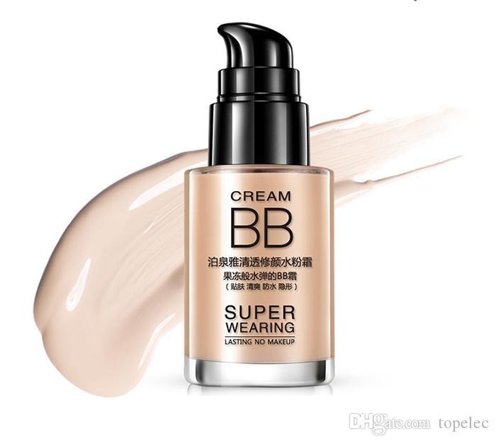 Leichte Concealer Isolierung Bb Creme Sonnenschutz Feuchtigkeits Öl Control Foundation Flüssigkeit Concealer Make-up Maquiagem Schönheit & Gesundheit