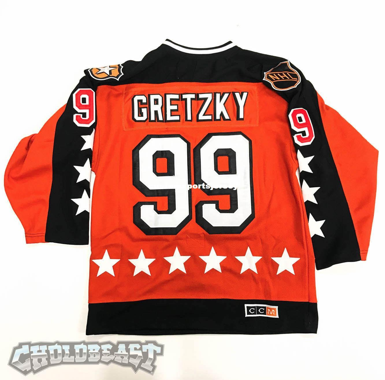 2019 Cheap Custom WAYNE GRETZKY 1984 ALL STAR CCM Vintage Heroes Of Hockey All  Star Jersey Mens Personalized Stitching Jerseys From Customsportsjersey 9b329f7142b