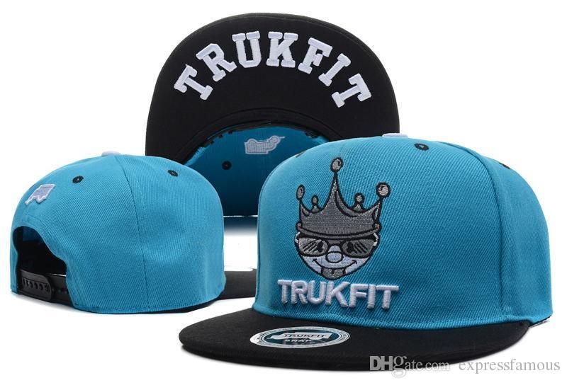 TRUKFIT Mens Camo Bucket Strapback Cap Hat Green New