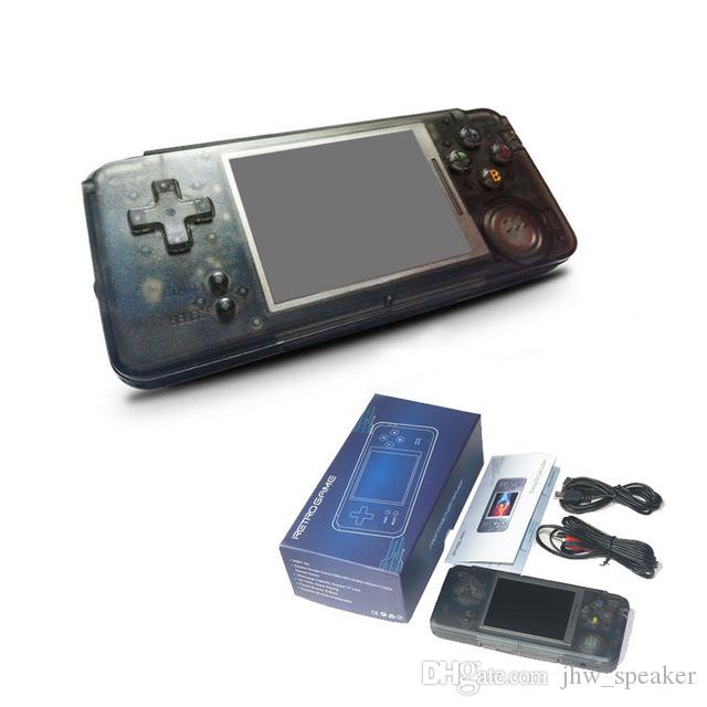 Retro Game Consoles Built In Neogeo Gbc Gba Nes Sfc System Games ...