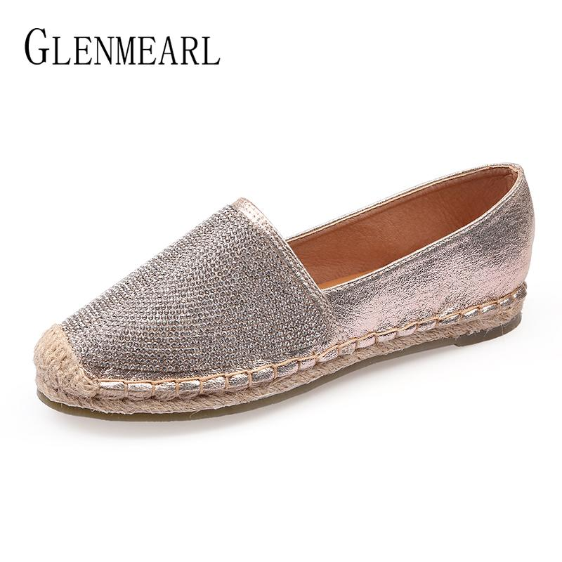 4d67b39e81 Fisherman Shoes Women Flats Casual Shoes Women Round Toe Spring ...