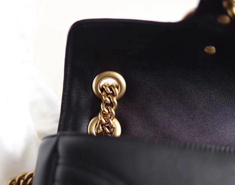 Toptan Hakiki Deri Zincir Çanta Moda Zincir Omuz Çantası Inek Derisi Çanta Presbiyopik Kart Sahibinin Çanta Akşam Çanta Messenger Kadınlar