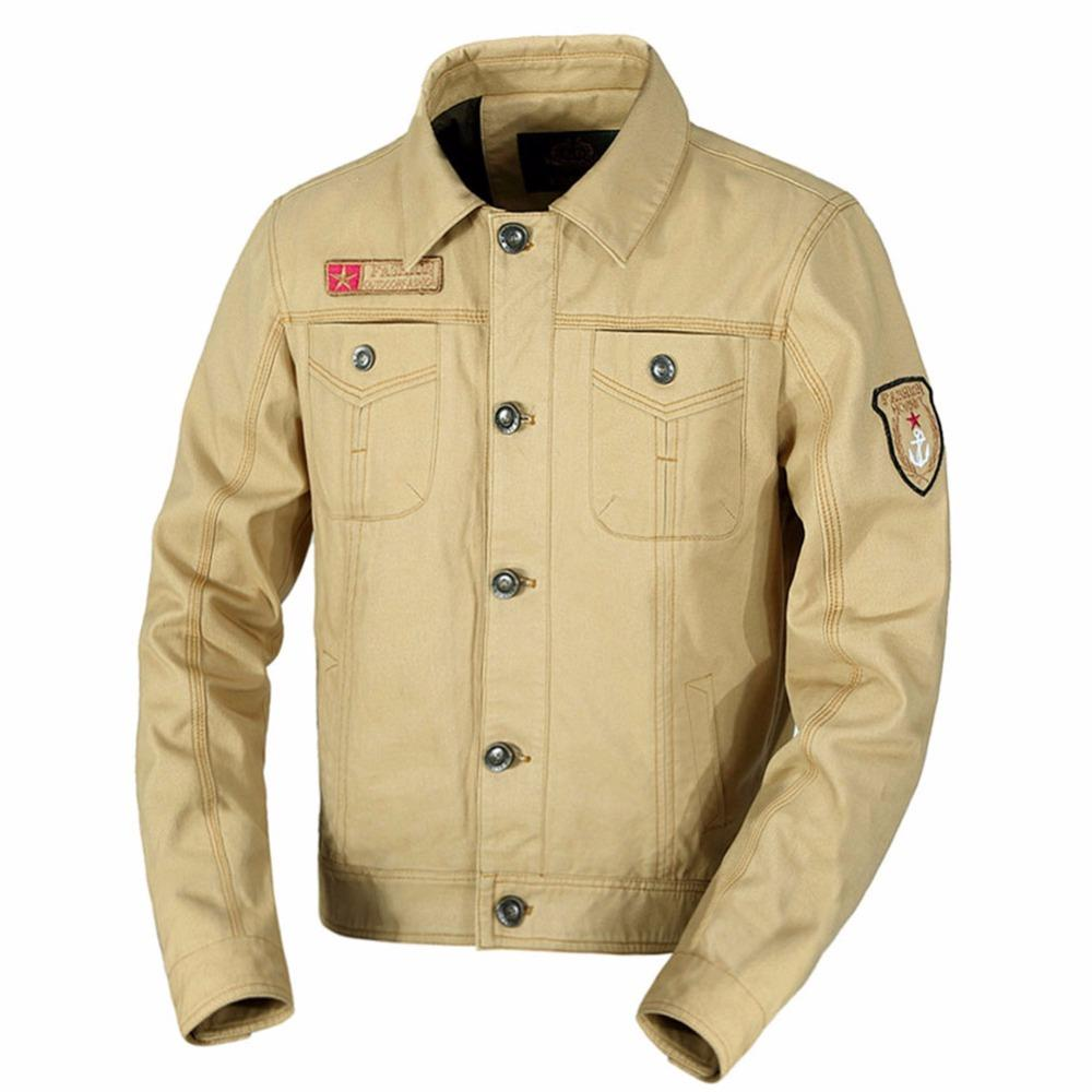 d3bdc0157bf3b Idopy Mens Fashion Vintage Casual Big And Tall Flight Trucker Motocycle  Embroidery Sadari Jacket Outerwear Plus Size For Male Winter Coats Denim  Jacket From ...
