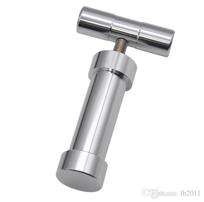 Prensa de humo grande de aleación de aluminio metal