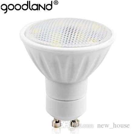2018 Goodland Dimmable Led Lamp 9w Ceramic Body Gu10 Led Spotlight