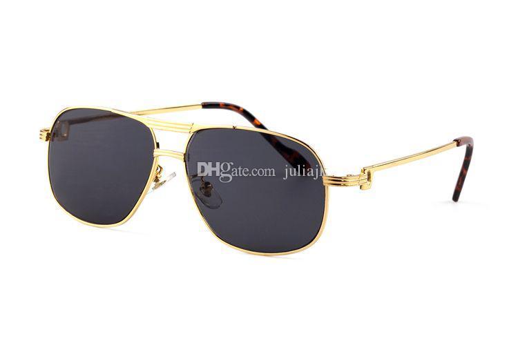 Venda quente Óculos De Sol Ópticos Óculos de Armação Óculos Marca Miopia Quadros Moda Retro França Marca Moldura Óptica Com Caso Original