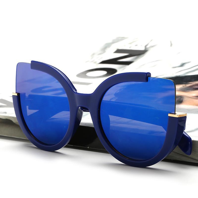 Großhandel Anti Staub Anti Uv Sonnenbrille Frauen Persönlichkeit ...