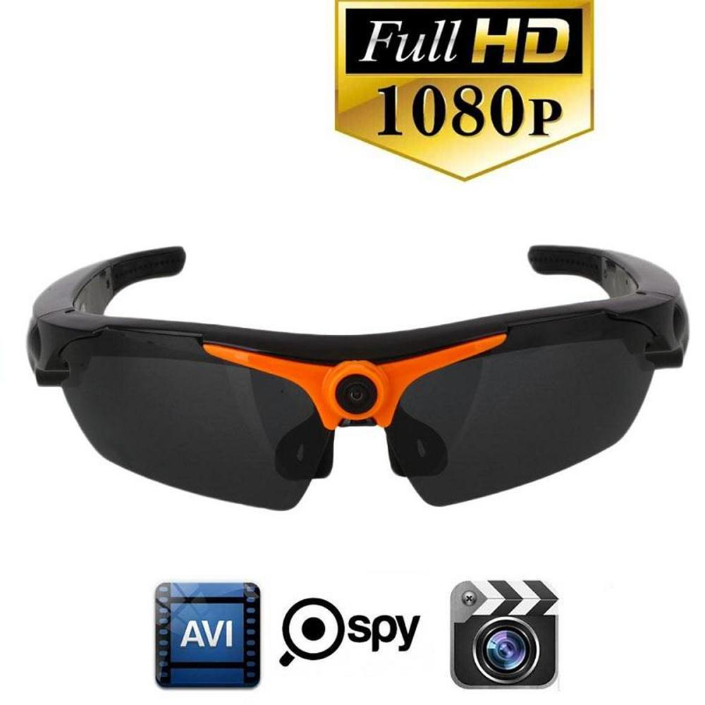 b5d76faf87 Polarized Sunglasses Mini Camera with Remote Control DVR 1080P For ...