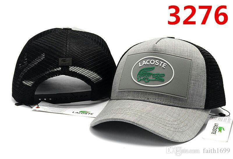 6640490a3 Wholesale Crocodile Style Classic Sport Baseball Caps High Quality ...