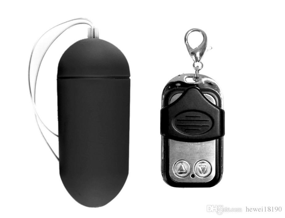 Drahtloses vibrierendes Ei-weibliche Massage-Auto-Fernsteuerungs-Vibrator-Sex-Produkte