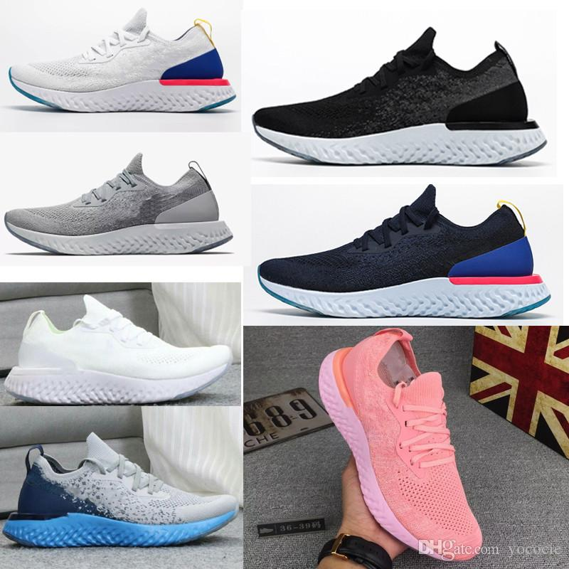 Free shipping Big Save Epic React Instant Go Fly Breath Women Men Running Shoes High Quality Sports Sneaker xz179 cheap view DrnuMTnq