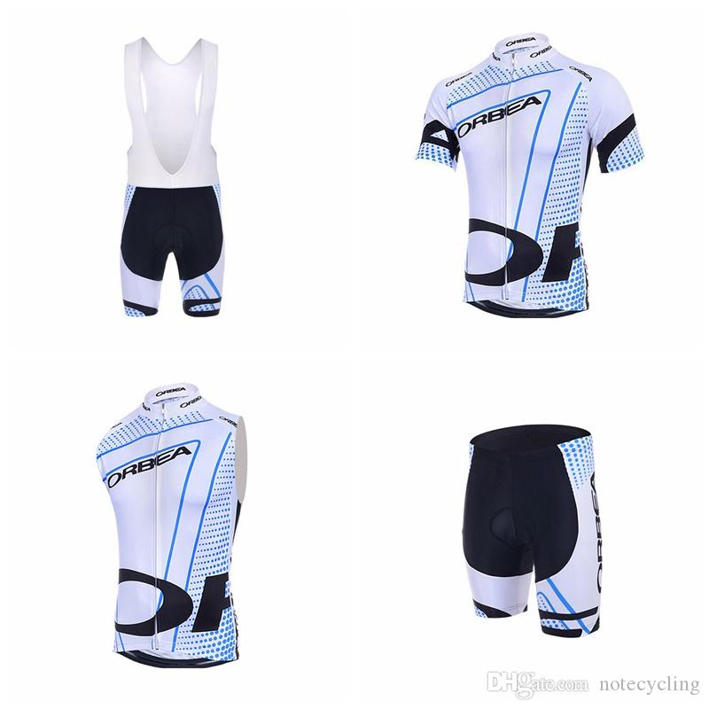 ORBEA Cycling Short Sleeves Jersey Bib Shorts Sleeveless Vest Sets Mountain  Biker Man Ropa Ciclismo 3D Gel Pad Comfort Wear A41718 Sports Jersey Buy  Bicycle ... 0dc031f7d