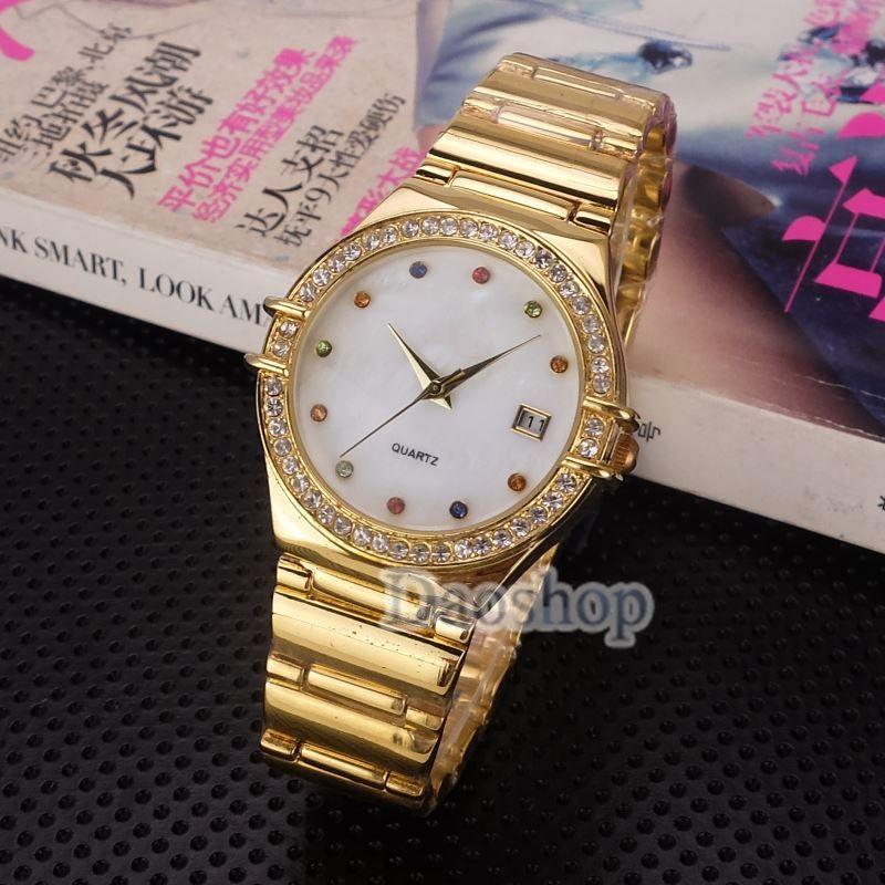 97afc838aa2 2018 New WOMen Gold Watches Lady Dress Women Watch Diamond Luxury Brand  Female Bracelet Wristwatch Ladies Crystal Quartz Clocks Dz Watch Deals  Designer ...