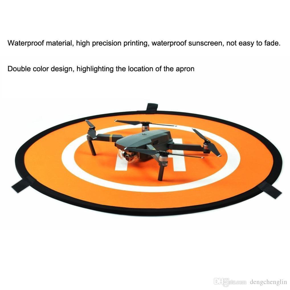 Für DJI Mavic Phantom 3 4 inspirieren 1, Mini 750mm Fast-Fold Landung Pad Schürze, Fast-Fold, Verwenden beider Seiten kostenloser Versand