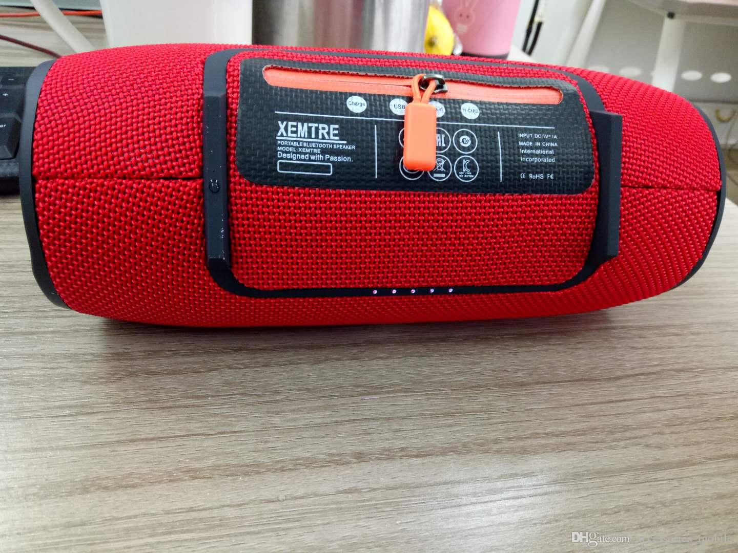 Wireless Bluetooth Speaker Outdoor Portable Subwoofer Mini Speaker Manufacturer Wholesale and dhl free.