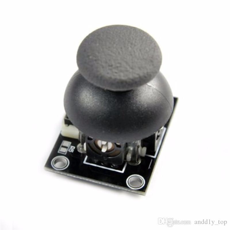 Clavier à deux axes à 5 broches PS2 Jeu Joystick Capteur de levier Contrôleur JoyStick