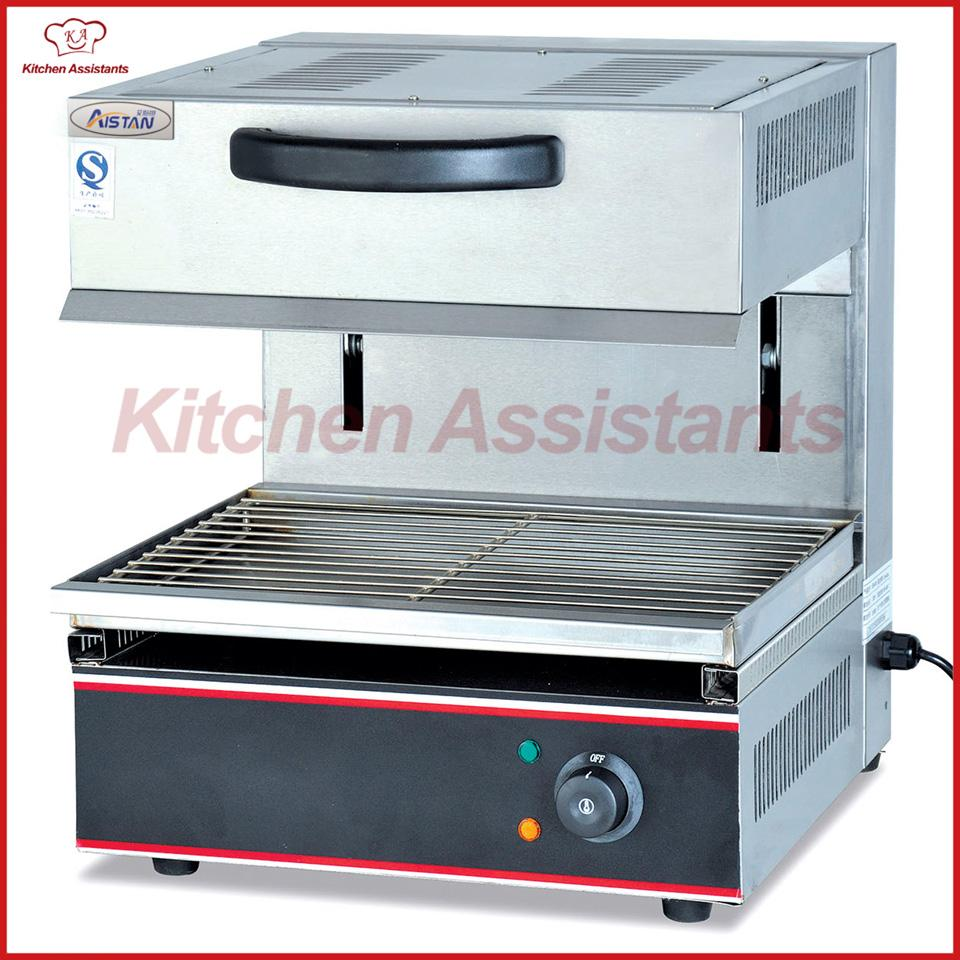 EB600 Table Top Commercial Electric Salamander Grill for Bbq ...