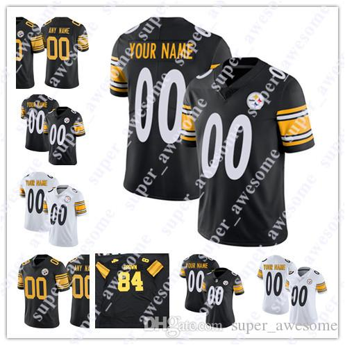 vance mcdonald steelers jersey