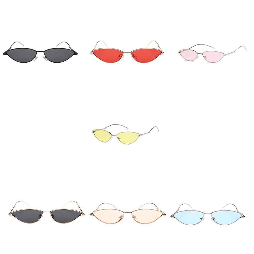 974d2b0e22 Compre Gafas De Sol Con Lentes Metálicos UV400 Para Mujer Gafas De Sol Para  Mujer Ropa De Playa Senderismo Gafas De Sol A $36.19 Del Prevalent |  DHgate.Com