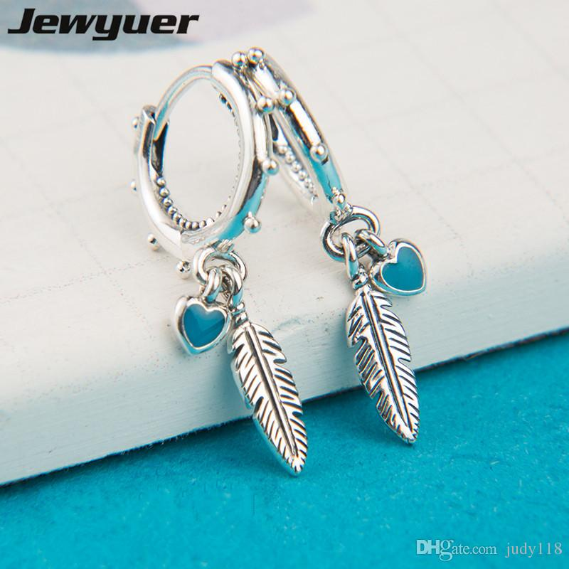 a8e8d8c92 Earrings for Women 2018 New Summer Collection Spiritual Feathers ...