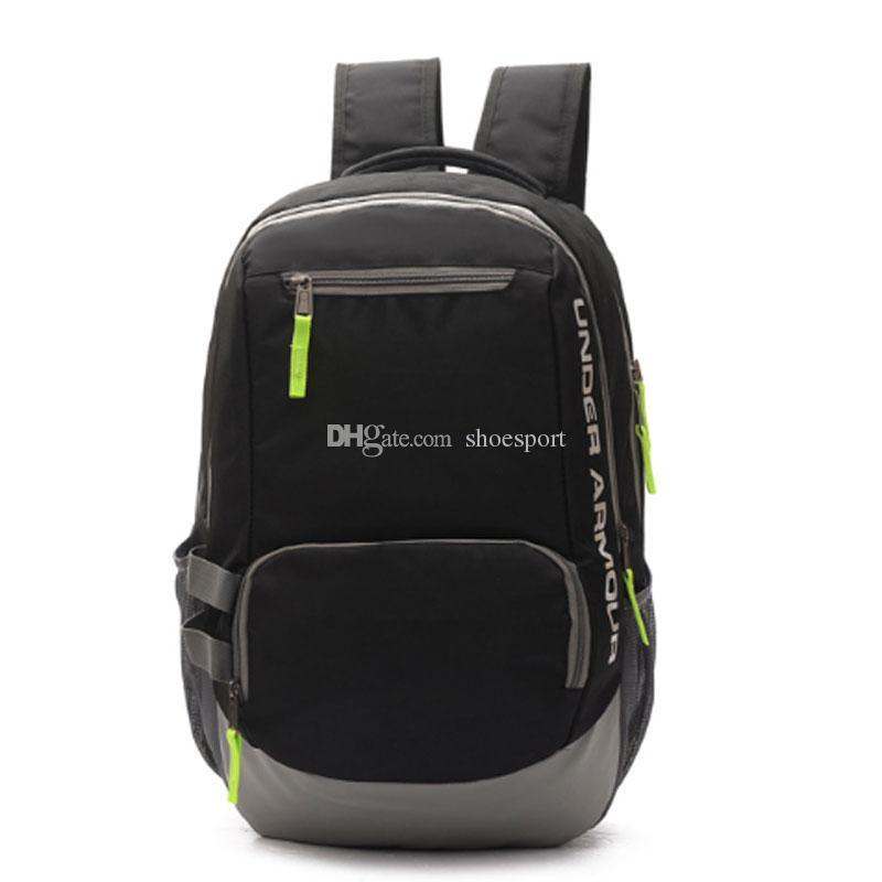 9dd300d6950 2019 With Logo Duffel Bags Storm 1 Hustle School Backpack Sports Rucksack  Gym Sport Storm 1 Back Packs Travelling Bag 35L Big Capacity From Hdquping,  ...