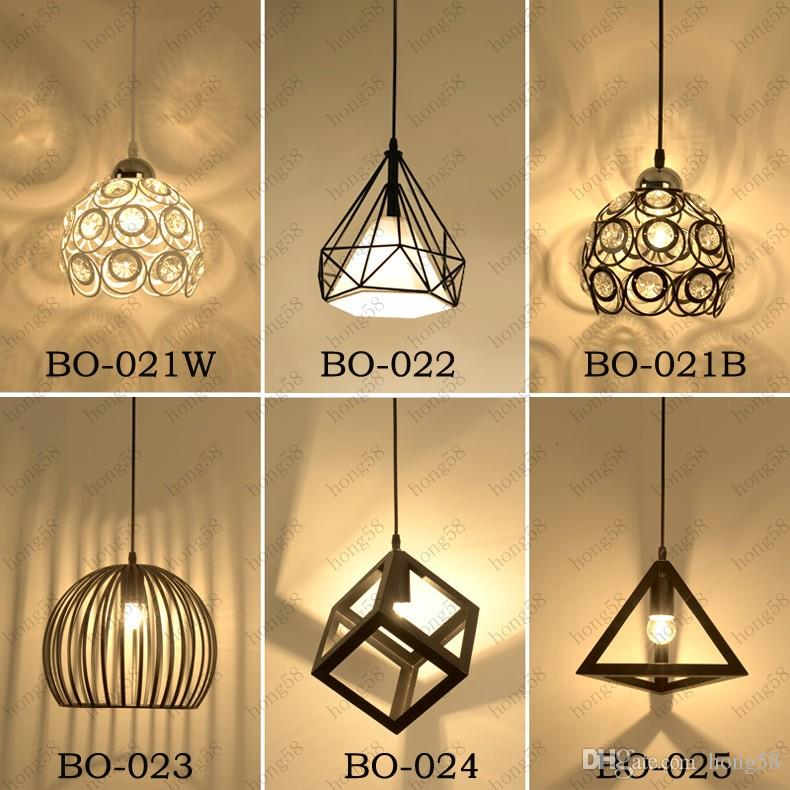 Modern Pendant Lights Minimalist Restaurant Lamps North