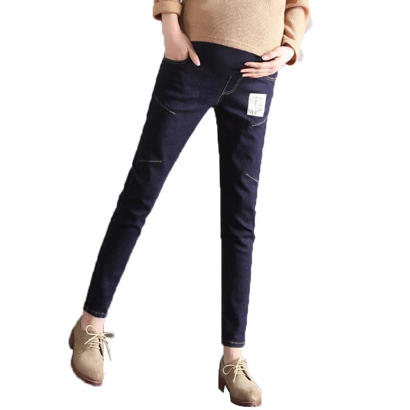 Spring pregnant women's fashionable pure cotton underwear pants.