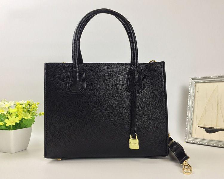 3861623f91cac Großhandel Micheal Kor Designer Handtaschen Berühmte Marke Luxus Handtasche  Mode Litschi Muster Geprägte Leder Akkordeon Tote Handtasche Tasche Von ...
