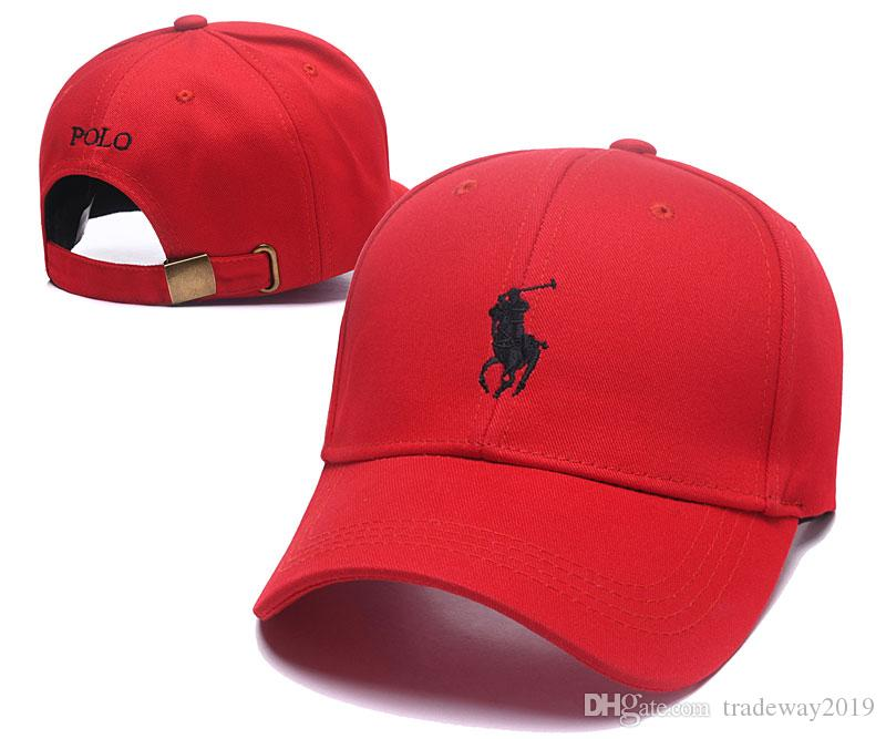 a193b74982c 2019 On Popular Classic Polo Basketball Hats New Arrival Vintage ...