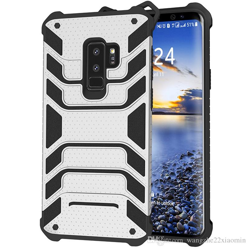 For Samsung J7 prime Spider Man Hybrid Shockproof Hard Plastic and Soft Rubber Phone Back Cover For Samsung J5 prime J2 prime G530