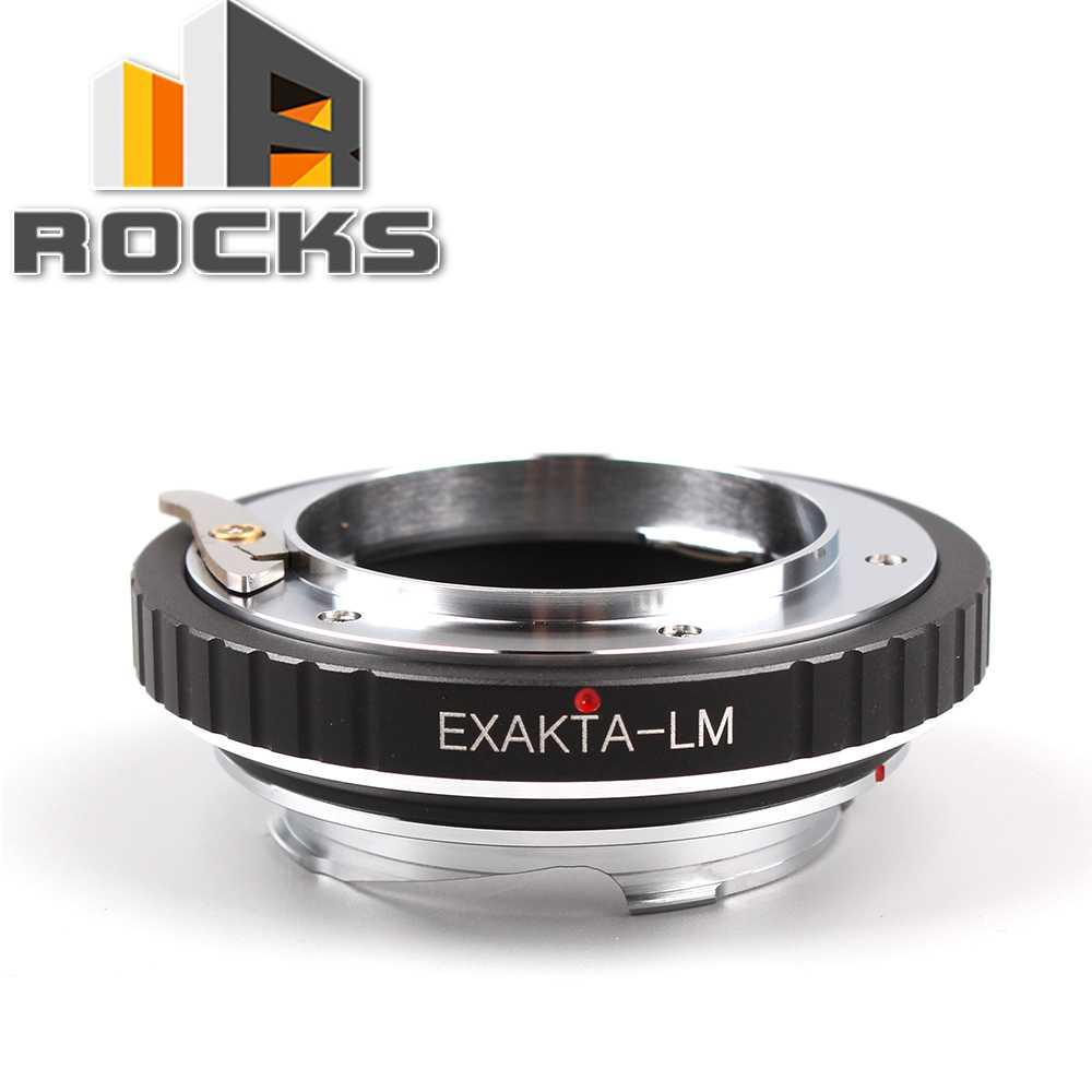 Lens Adapter Suit For Exakta Lens to Leica M Camera M9 M-P M3 M5 M7 M8 M2  M4 M4-2 M4-P M6 M (Typ 262), Monochrom(Typ 246)